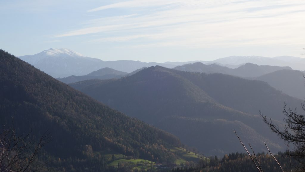 Ausblick vom Kirchenberg